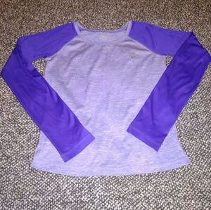 Old Navy size L (10/12) long sleeve tee